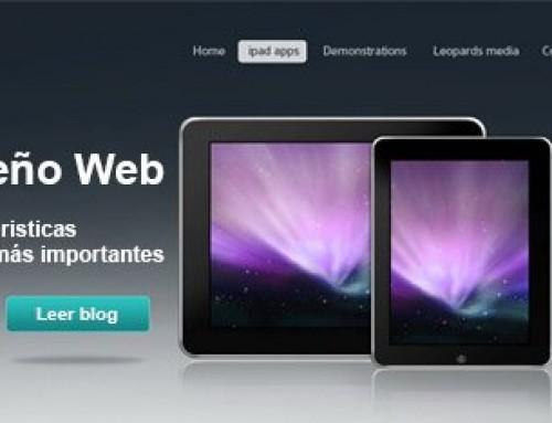 Quiero montar una empresa ¿qué características debe tener mi página web?