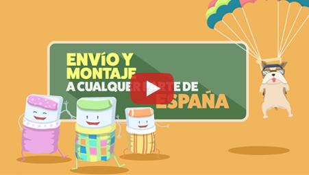 Imagen video Colchones Aznar