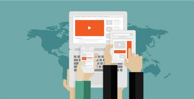 estadísticas vídeo online