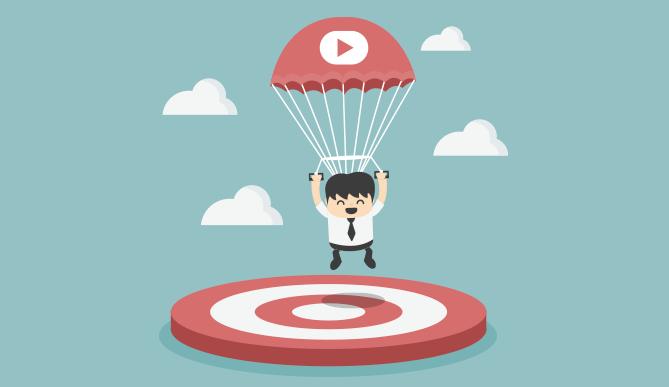 target videos de empresa