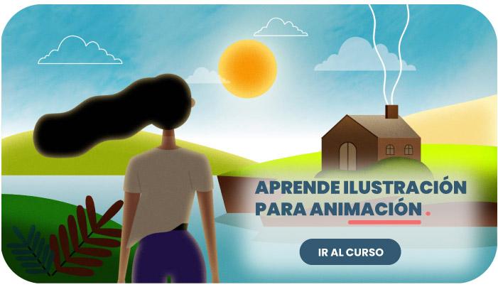 Curso de ilustración para animación